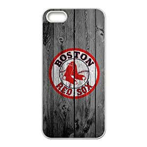 DIY phone case Boston Red Sox skin cover For iPhone 5, 5S SQ953190