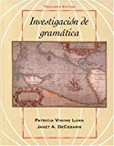 img - for Investigacion de gram?de?ed??ede??d???tica by Patricia V. Lunn (1992-01-03) book / textbook / text book