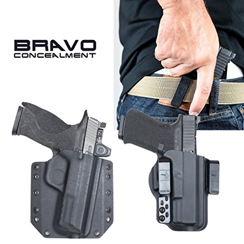 Bravo Concealment: BCA / Torsion Gun Holster Bundle - Glock 26 27 33 Six Gun Bundle