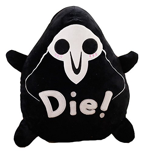 FunnyToday365 40Cm 15 8In Reaper Plush Toys Round