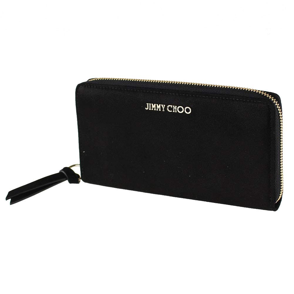 ジミーチュウ JIMMY CHOO レディース 長財布 J000117238001 PIPPA, SHIMMER LEATHER B07S15NX56