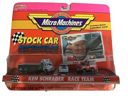 Micro Machines KEN SCHRADER RACE TEAM Stock Car Superstars
