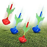 BRITENWAY Lawn Darts Game for Kids & Adults