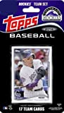 Colorado Rockies 2014 Topps Factory Sealed Special Edition 17 Card Team Set