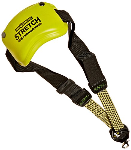 Good Vibrations Meteor 410 Stretch Strong Arm Weight Absorbing Bungee Trimmer Strap