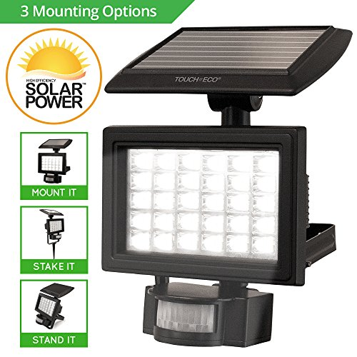 Nitewatch Solar Flood Light in US - 1