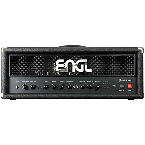- Engl Fireball 100 100W Tube Guitar Amp Head Black