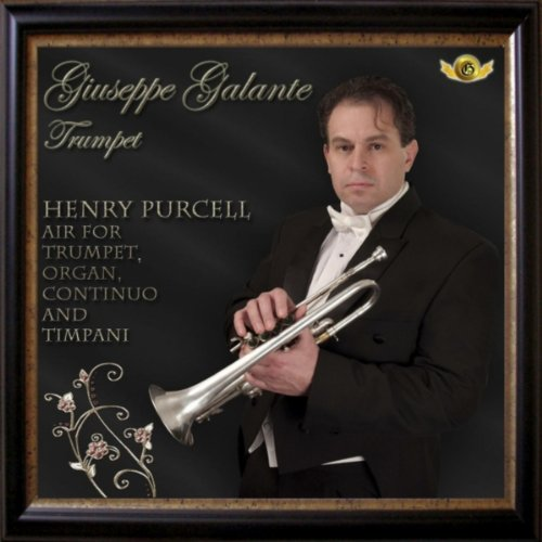 Henry Purcell: Air in D Major for Trumpet, Organ, Continuo and Timpani: Moderato e grandioso