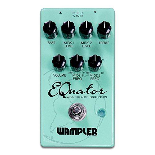 Equator Audio - Wampler Equator Advanced Audio Equalizer Pedal