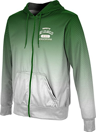 Price comparison product image ProSphere Men's East Los Angeles Community College Zoom Fullzip Hoodie (X-Large)