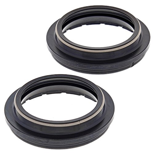 New All Balls Racing Fork Dust Seal Kit 57-148 For BMW F 700 GS 2012 2013 2014 2015 2016, HP 2 Sport 2007 2008 2009 2010, F 650 GS K72 2013 (2 Sport Hp Bmw)