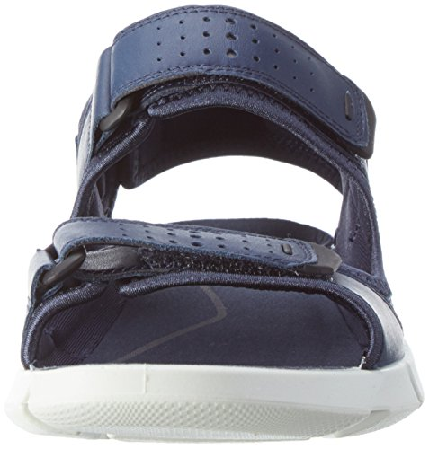 Uomo Navy Ecco Blu Intrinsic Sandal 58960true true Navy PqwHfq