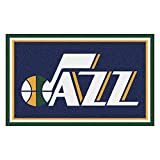 FANMATS 20446 44''x71'' Team Color NBA - Utah Jazz Rug