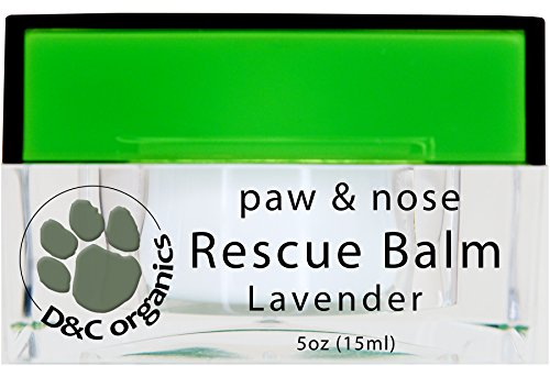 Dog Snout & Paw Soother, Moisturizes Chapped Crusty & Cracked, Dry Skin | Premium Organic All-Natural Ingredients | 12 Softening Beauty Oil Blend Penetrates and Protects Nose & Pads, Cruelty Free ❤️