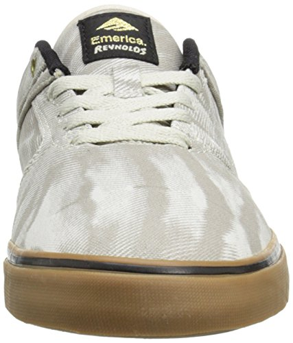 Skateboard da Reynolds Marrone Scarpe da Emerica Uomo Tan The Vulc Low Gum HwXZcYCq