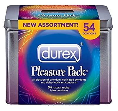 Durex Pleasure Pack Condom