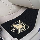 Army Black Knights NCAA Car Floor Mats (2 Front)