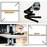 BIHIKI Control Limb Holder,2 PCS Medical Restraints Patient Hospital Bed Limb Holders for Hands Or Feet Universal Constraints Control Quick Release