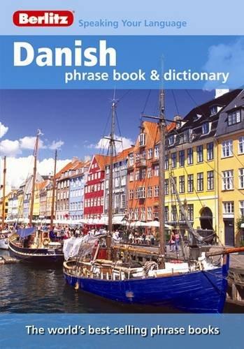Phrasebook Berlitz Danish - Danish Phrase Book