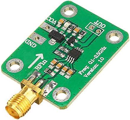 0.1-2.5GHz -72dBm to -2dBm RF Power Detection Meter Logarith