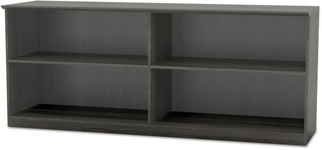 MLNMVLCCLGS - Mayline Medina Series Low Wall Cabinet with Doors