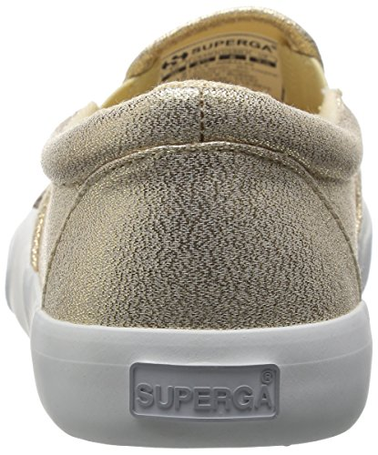 Superga 2311 Lamew - Zapatillas Mujer Dorado - Gold (174)