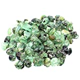 50.00 Ct. Unheated Natural Rough Emerald Gemstones Small Size