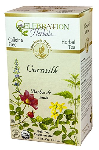 Celebration Herbals Organic Loosepack Cornsilk