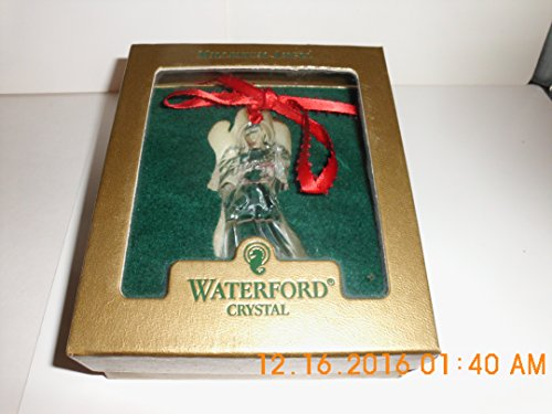 - WATERFORD CRYSTAL ANGEL ORNAMENT - MILLENIUM - 024258255104