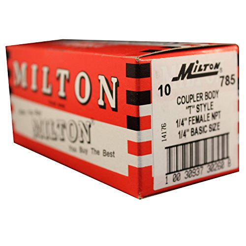 Buy milton air fittings t style