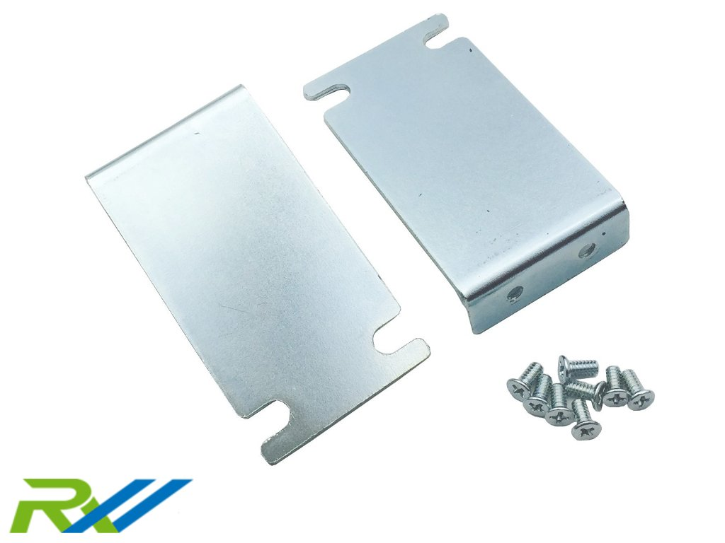RoutersWholesale - 19'' Rack Mount Kit For Cisco ISR 4220 FD - ACS-4220-RM-19=