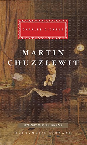 book cover of The Life and Adventures of Martin Chuzzlewit