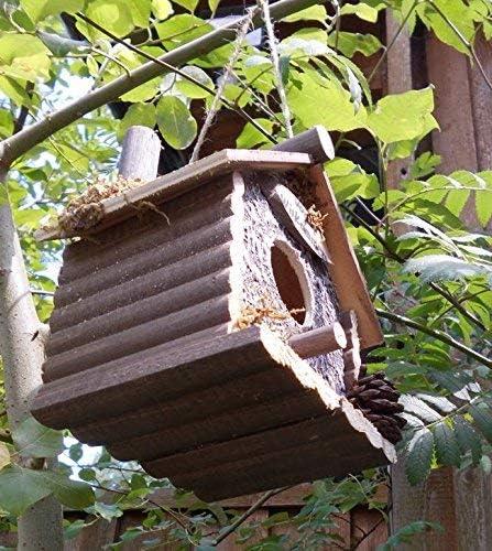 Deko-impression Charmant Maison DOiseau Vogelkasten Incubateur Oiseau Willkommen Bois