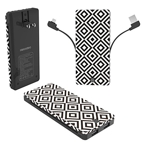 Heloideo 5000mAh Adapter Portable Geometric product image