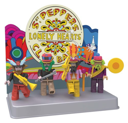 K'NEX Beatles Yellow Submarine Buildable Figures - Series 2