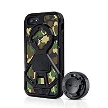 Rokform RokShield Apple iPhone 5/5S Protective Case and Flat Surface Mount RMS (Woodland Camo)