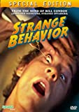 Strange Behavior (Special Edition) cover.
