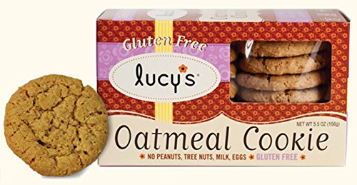 Lucy's - Oatmeal Cookies - 156g