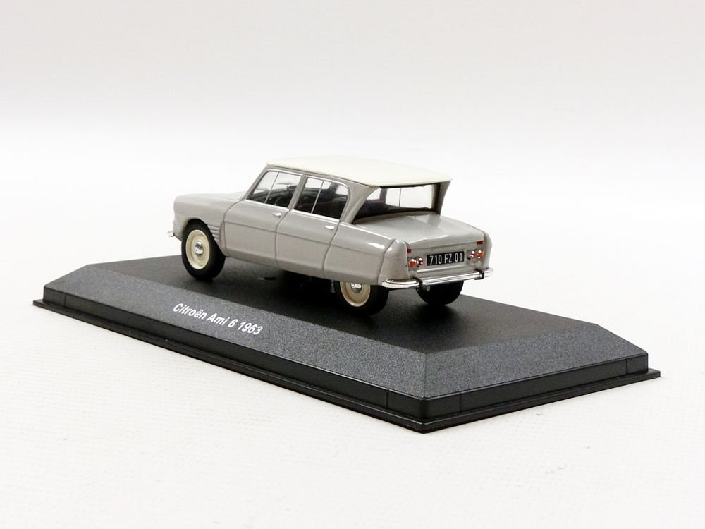 Citro/ën Ami 6-1963-Echelle 1//43 Solido Gris 4301400