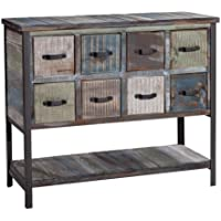 Gallerie Décor Soho Multi Drawer Chest, Blue