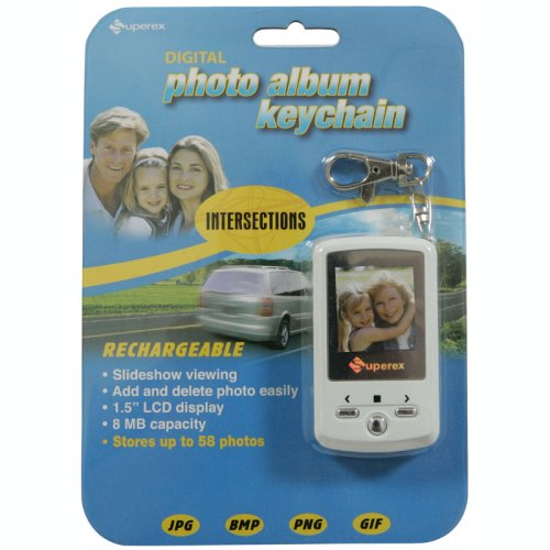 Digital Photo Album Keychain ()