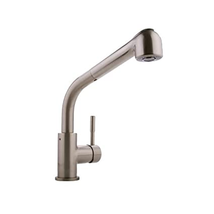 Graff G-4620-LM3-SN Perfeque Pull Out Kitchen Faucet ...