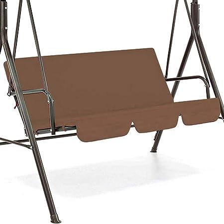 TTFLY - Funda para asiento de columpio, para silla impermeable, para patio, jardín, patio, jardín, patio exterior, repuesto – 150 x 150 x 10 cm: Amazon.es: Hogar