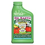 Dr. Earth 1012 Home Grown Tomato, Vegetable and Herb Fertilizer