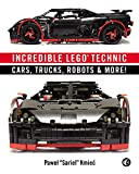 united airplane lego - Incredible LEGO Technic: Cars, Trucks, Robots & More!