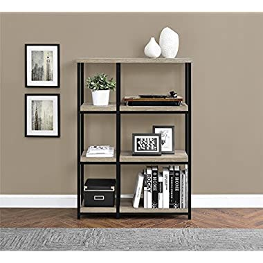 Altra Elmwood Bookcase, Sonoma Oak