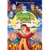Monster Bash Fun Pack (Alvin And The Chipmunks Meet Frankenstein / Alvin And The chipmunks Meet The Wolfman / Monster Mash / Archie & The Riverdale Vampires) by Universal Studios by Kathi Castillo