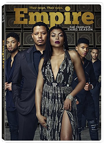 DVD : Empire: The Complete Third Season (Oversize Item Split, Boxed Set, Widescreen, Dolby, AC-3)