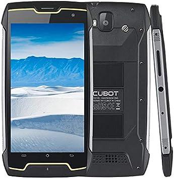 CUBOT King Kong (2018) Teléfono Inteligente Resistente al Agua y ...