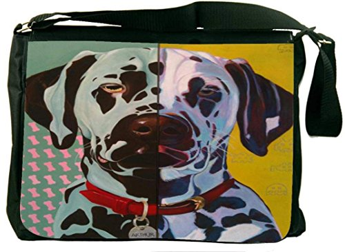 Snoogg Schulranzen, mehrfarbig (mehrfarbig) - SPC-3966-MSBAG